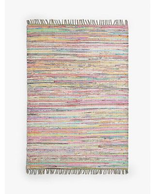 Recycled Cotton Chindi Rug
