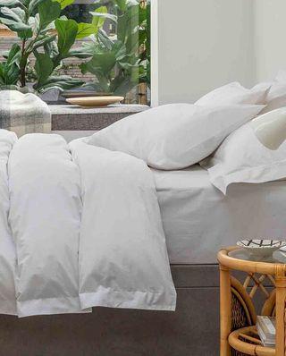 200TC Organic Cotton Double Duvet Cover