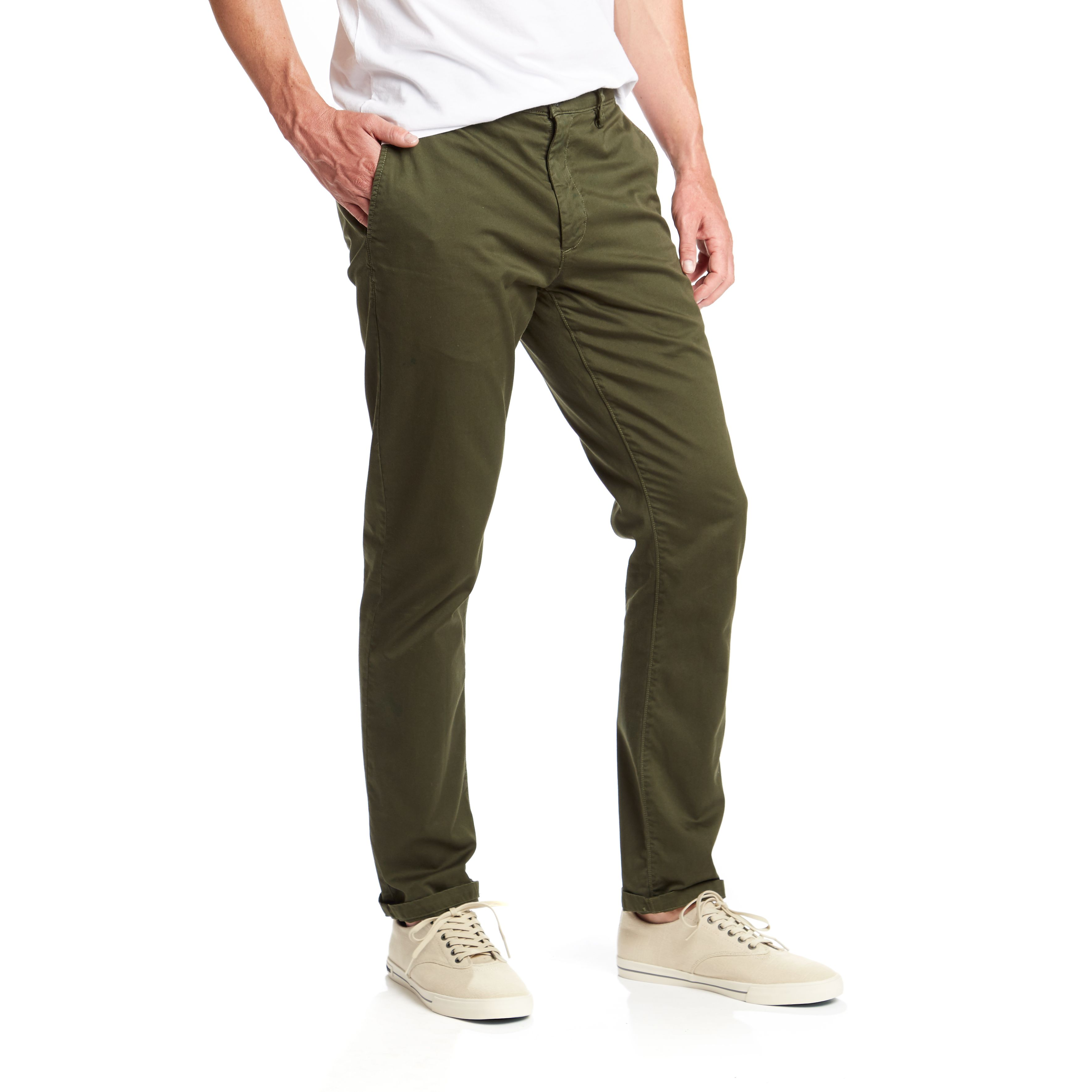 STRETCH COMFORT NEW VARIETY SLIMMER FIT MEN/'S ENGLISH LAUNDRY 5 POCKET PANT
