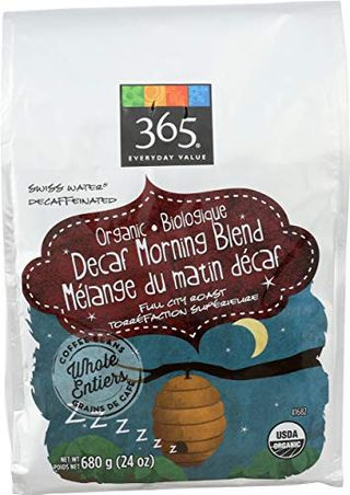 365 Everyday Value Organic Decaf Morning Blend Coffee
