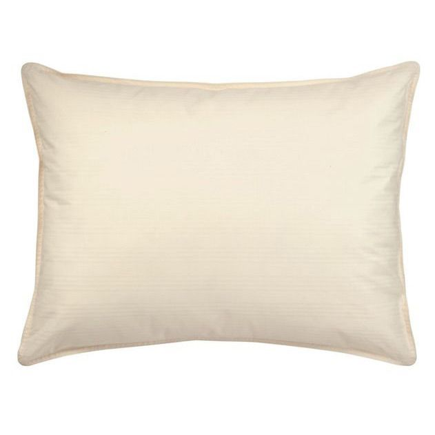 down alternative damask pillow