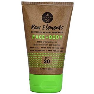 Raw Elements Certified Natural Sunscreen