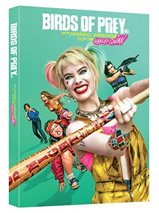 Birds of Prey (and the Fantabulous Emancipation of One Harley Quinn) [DVD] [2020]