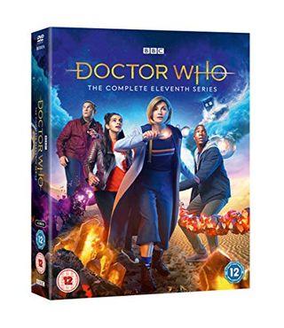 دكتور هو - سلسلة كاملة 11 [DVD] [2018]