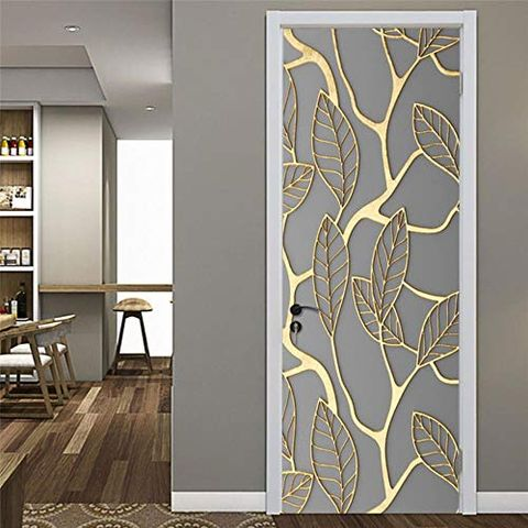 20 Best Decorative Door Wallpaper Adhesives To Brighten Up Any Room The Stickers