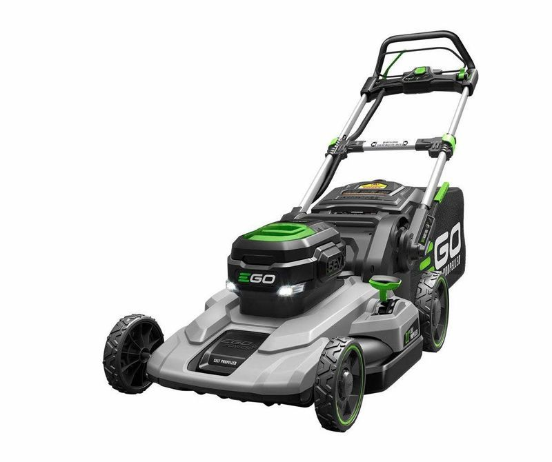Ryobi Cordless Self-Propelled Lawn Mower Replacement Battery 48-Volt Low-Noise