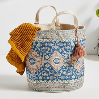 Kabi Printed Basket