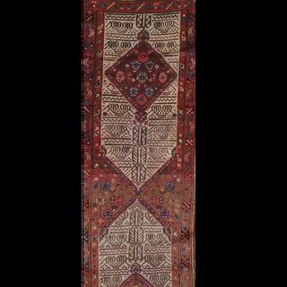 Oriental Seraband Antique Rug