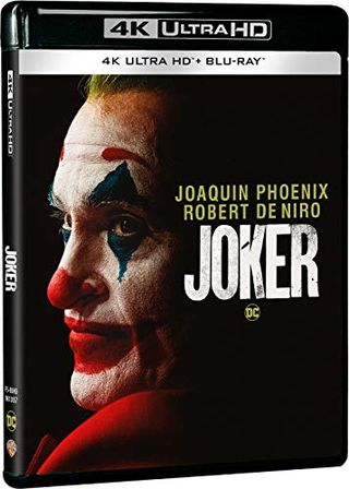 'Jóker', ya a la venta en blu-ray y dvd - Amazon
