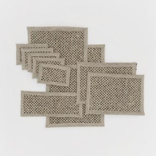 Miniature Jute Rugs