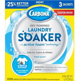 Oxy Powered Laundry Soaker