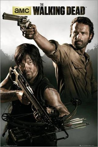 The Walking Dead - Couverture