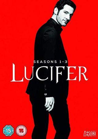 Lucifer - Season 1-3 [DVD]