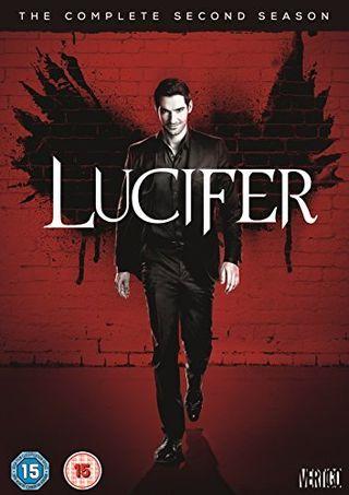 Lucifer - Season 2 [DVD]