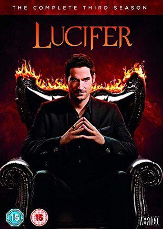 Lucifer - Season 3 [DVD]