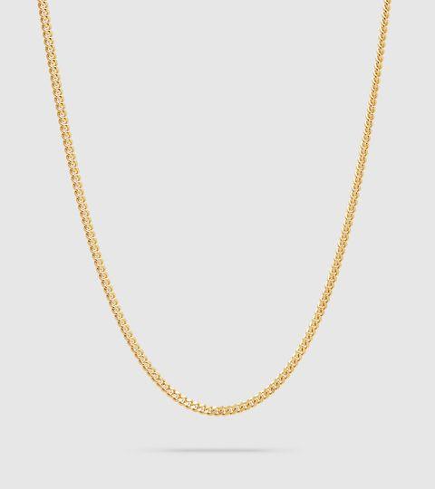 Curb Chain M Gold