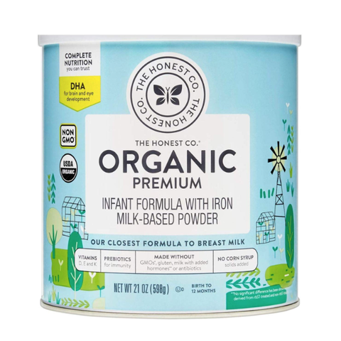 5 Best Organic Baby Formula Brands to Buy 2020 - What to Know About Formula  for Babies