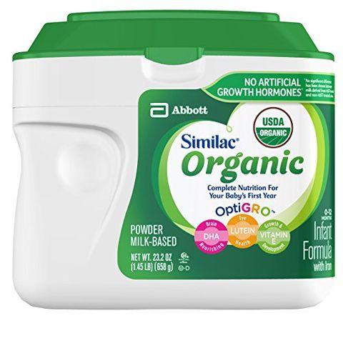 Organic Baby Formula Brands to Buy 2020