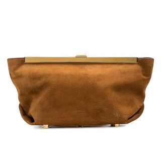 Envelope Pleat Clutch