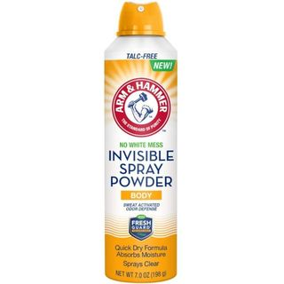 Arm & Hammer No White Mess Invisible Spray Powder