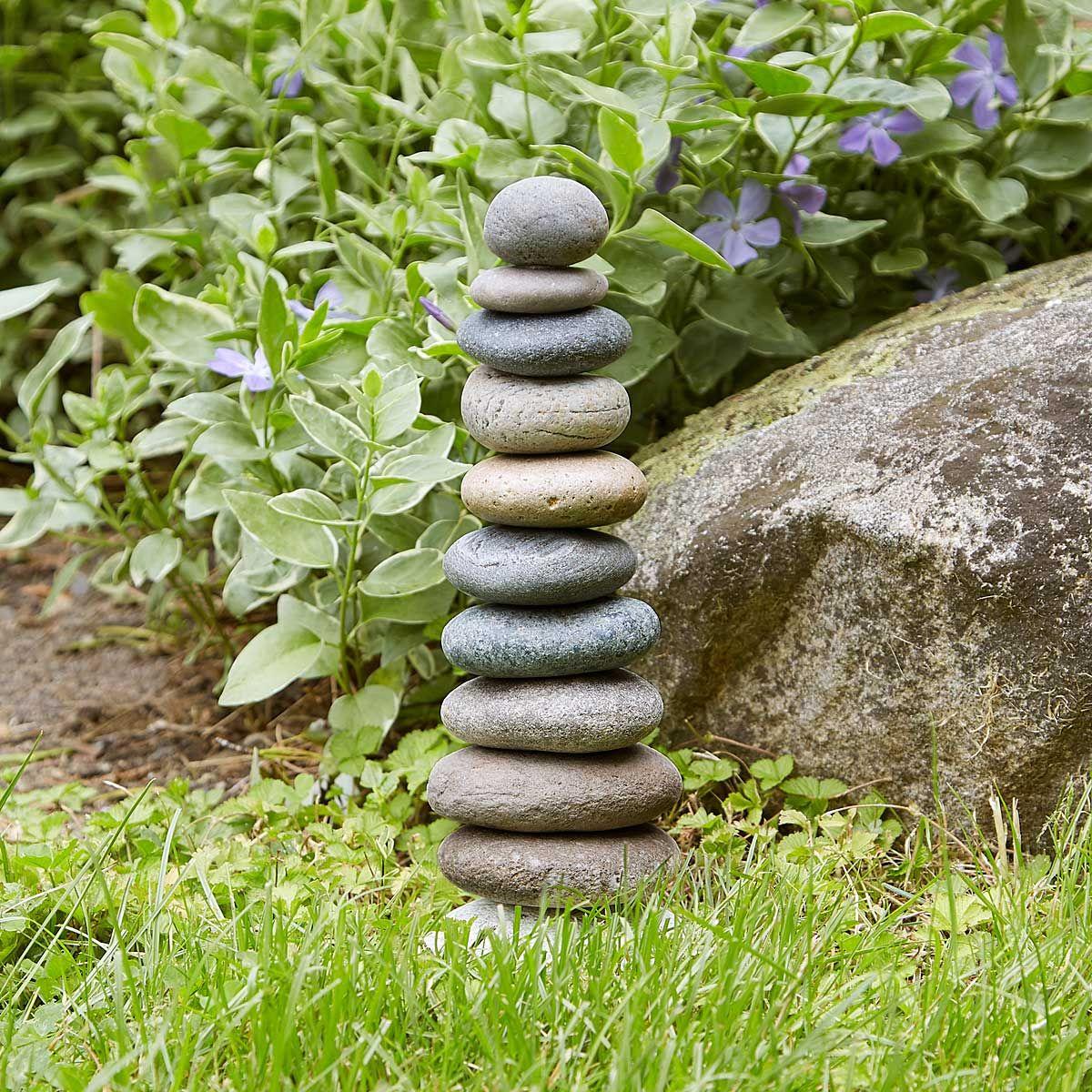 Garden Cairn