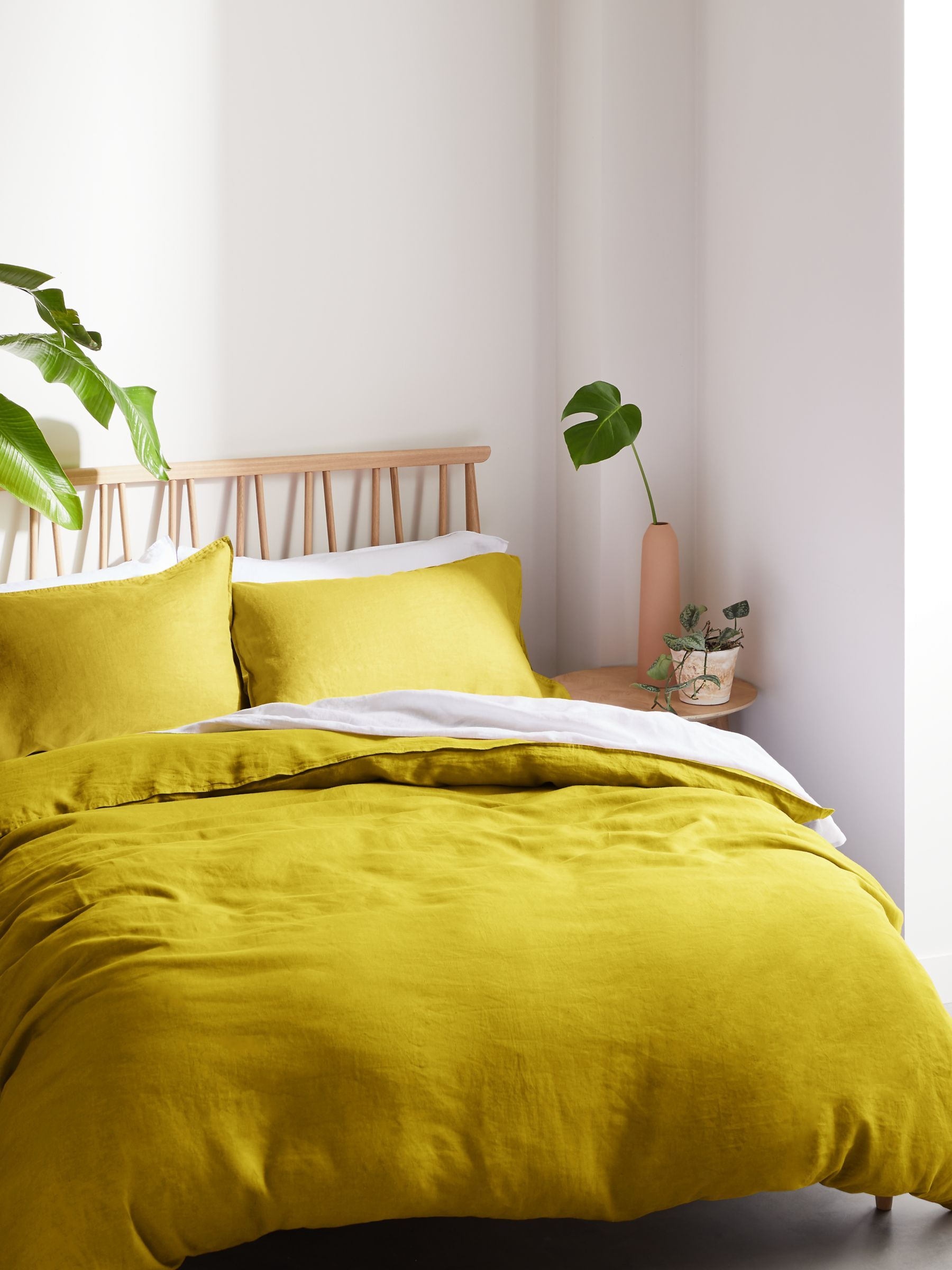 Yellow bedding | Etsy