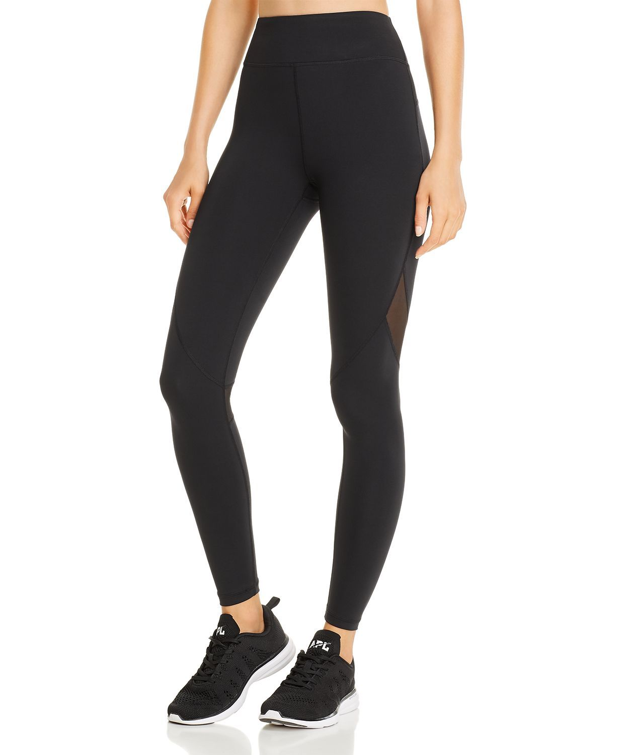Fashion Yoga Tights Pant Soft Stretch Leggings for Workout Running Women Girls