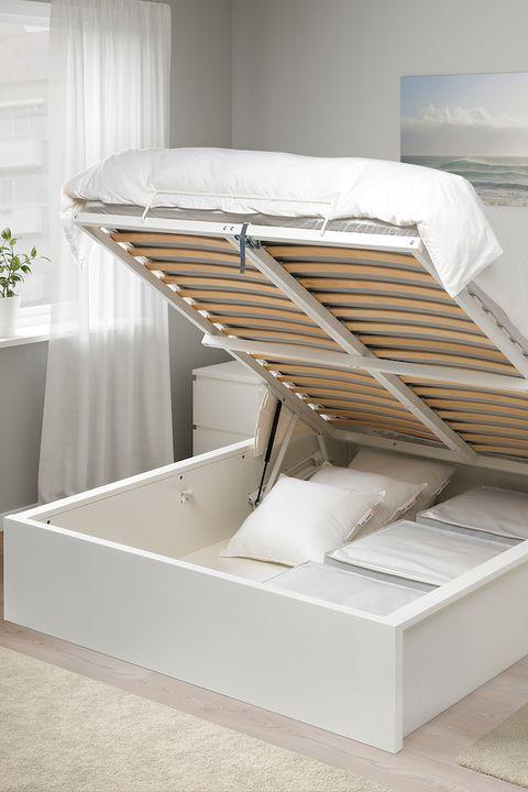 10 Creative Under Bed Storage Ideas For, Bed With Under Storage