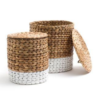Bustta Set of 2 Storage Baskets