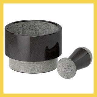 ÄDELSTEN mortar and pestle