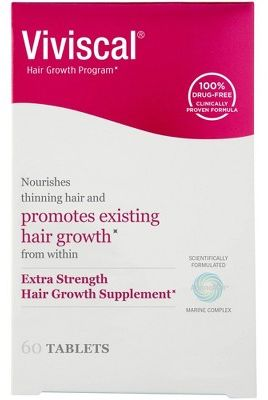 Extra Strength Hair Growth Supplement