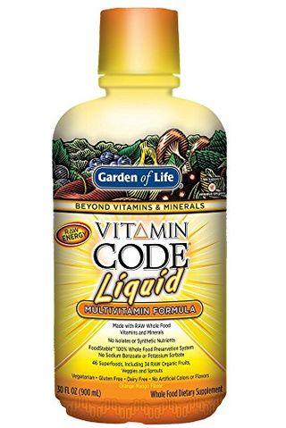 Vitamin Code Liquid Multivitamin