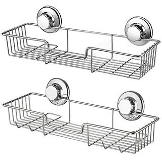Compact Shower Caddy, 2 pack