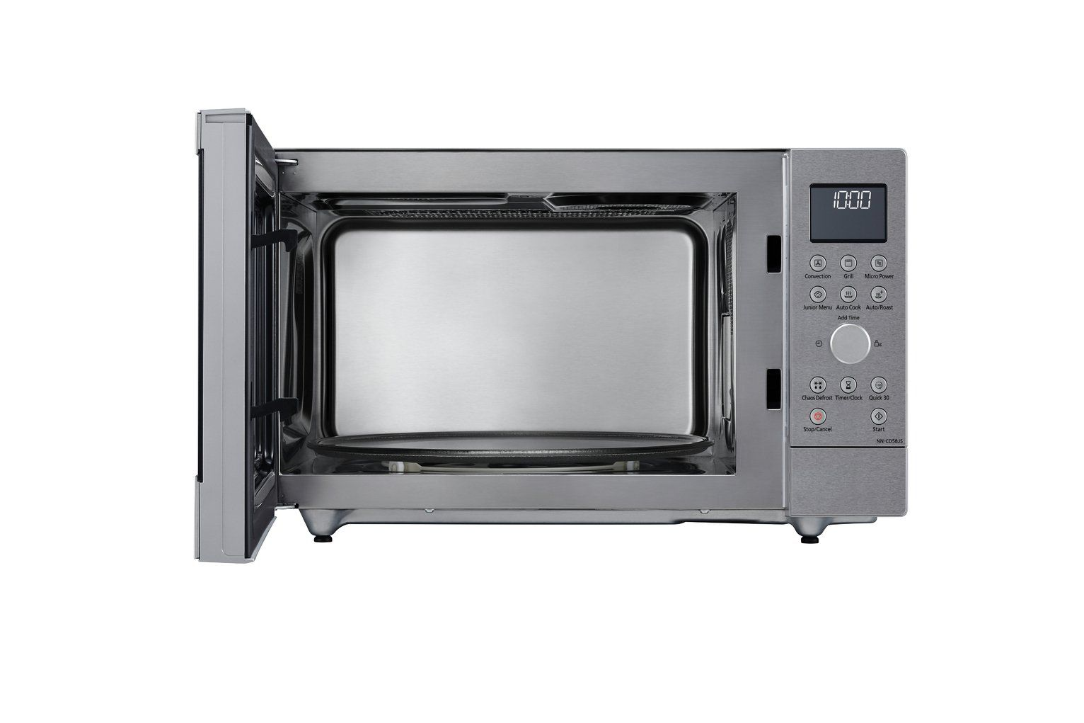 Electric Compact Oven with Microwave