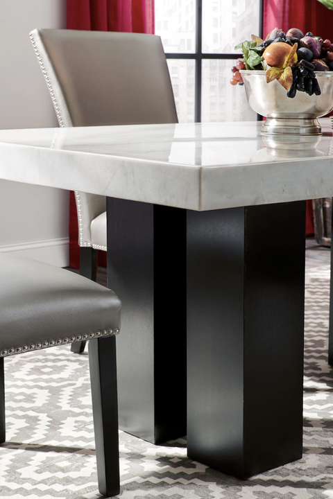 Marble Furniture Trend Everything To, Marble Dining Room Table