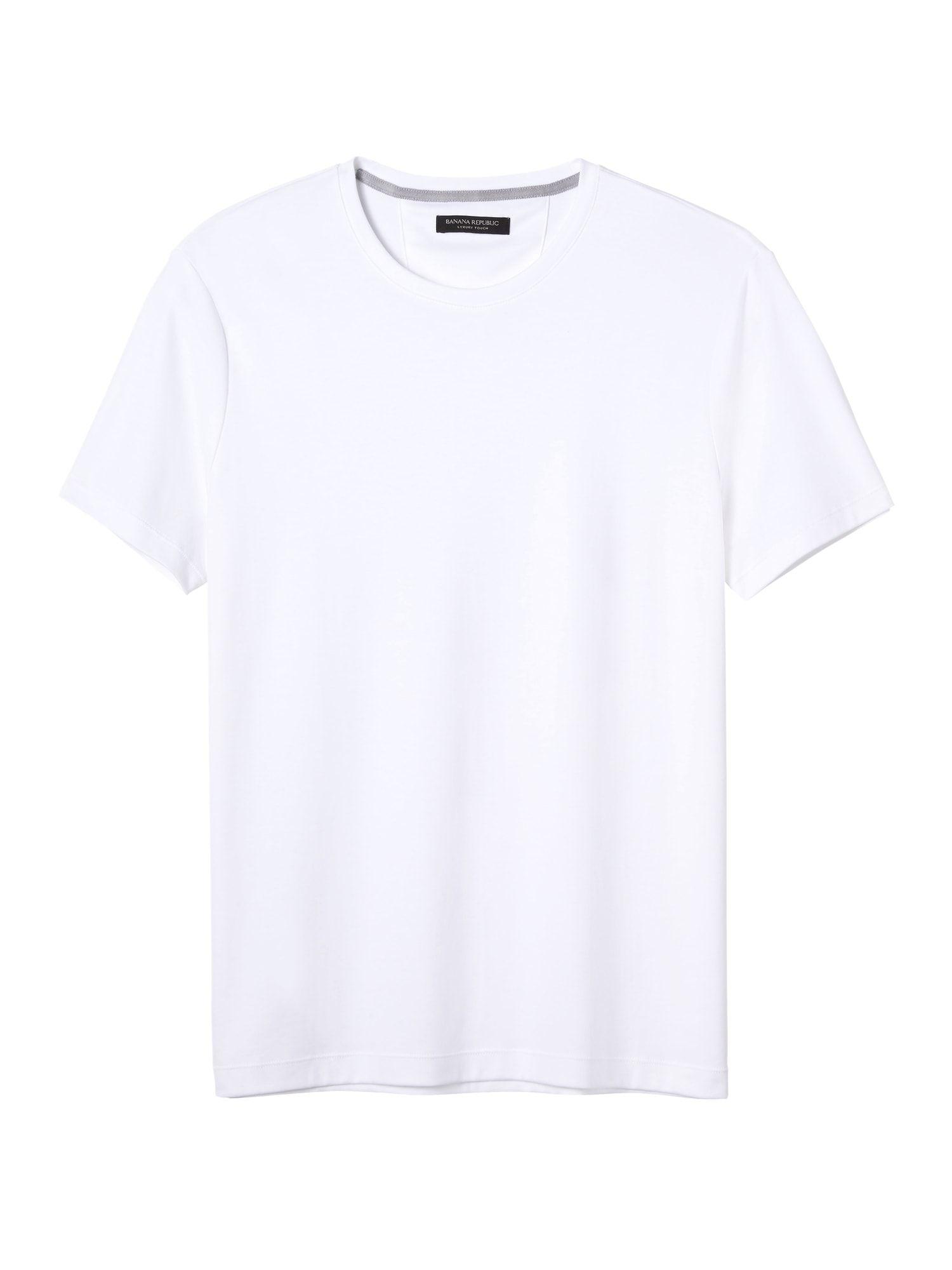 Performance Comfort 7 colors Stafford Long Sleeve Crew Neck Pocket T-Shirt