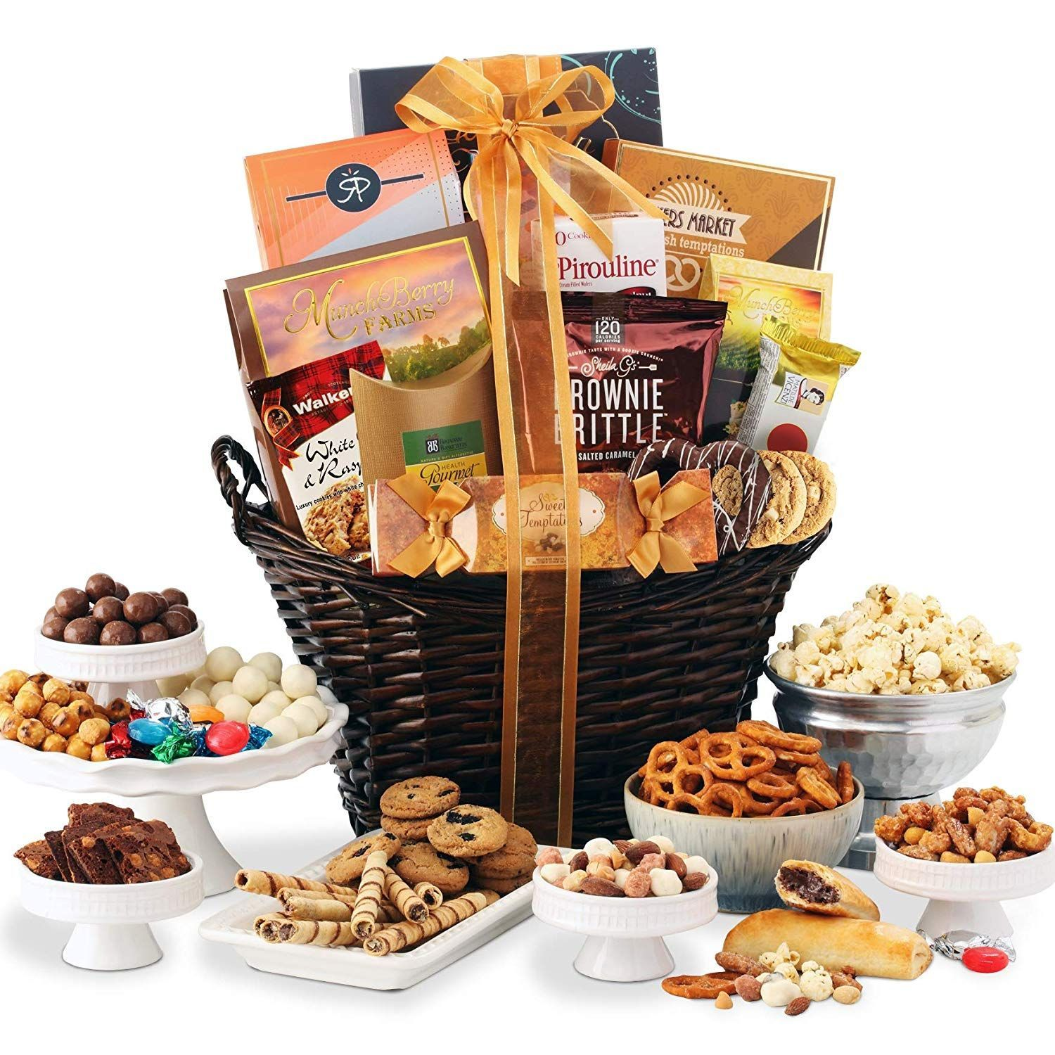 24 Mother S Day Gift Basket Ideas Best Gift Baskets For Mother S Day For Every Mom