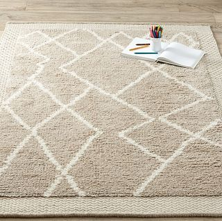 Wool and Cotton Rug