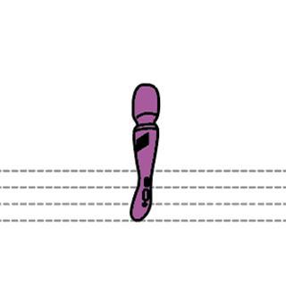 Wand Vibrator