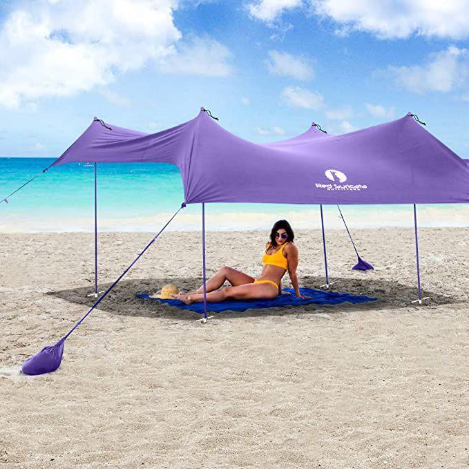 Beach Umbrellas For Heavy Winds