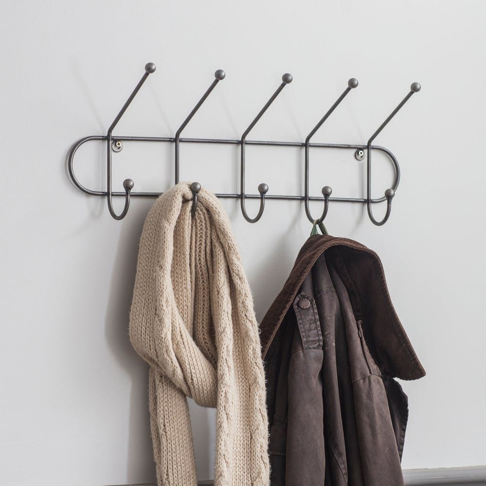 15 Coat Racks To Keep Clutter At Bay Coat Hook Rack