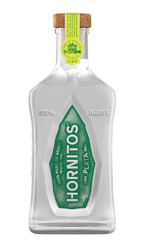 Tequila Hornitos Plata