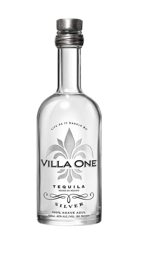 Tequila Villa One Silver