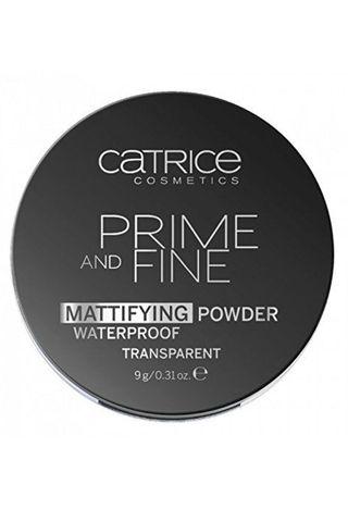 Catrice Prime & Fine Mattifying Powder Waterproof