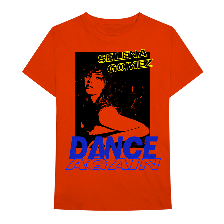 Selena Gomez Releases Dance Again Merch To Benefit Coronavirus Relief