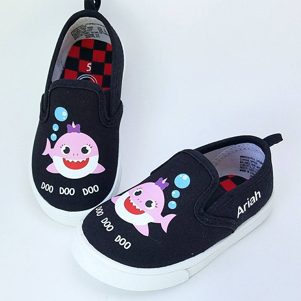 These Adorable 'Baby Shark' Shoes Will