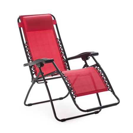 Caravan Sports Zero Gravity Sling Lounge Chair