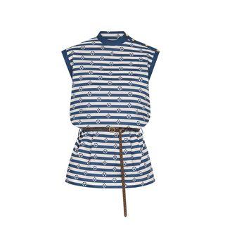 Sleeveless Mini-Dress