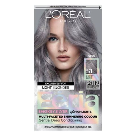 13 Best Grey Silver Hair Dyes Of 2021 At Home Grey Hair Dye