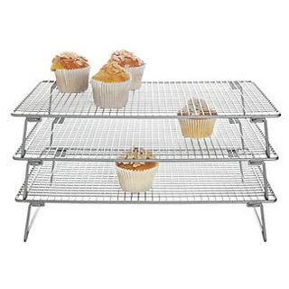 3-Tier Cooling Rack